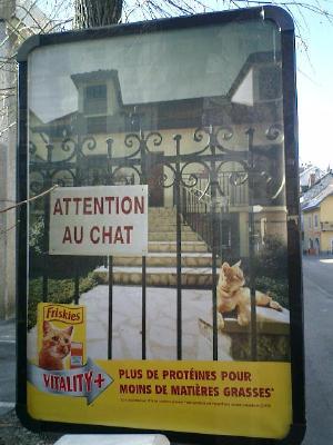 フランスのフリスキーの広告_b0001864_1915169.jpg