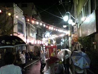 2004年 西荻名物 女子大通り商和会 納涼盆踊の夕べ_a0016730_024034.jpg