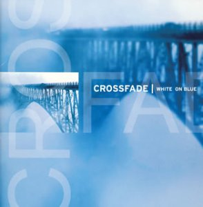 Crossfade / White on Blue
