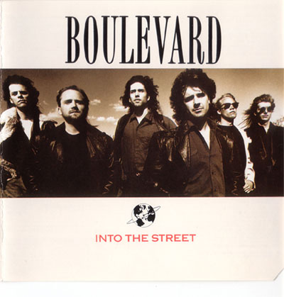 Into the Street / Boulevard