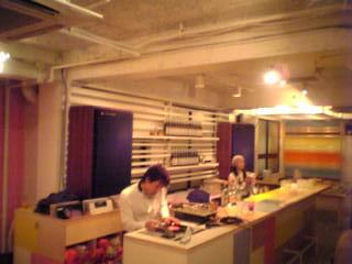「マネーの虎」のお店で、結婚式2次会_a0033733_111528.jpg