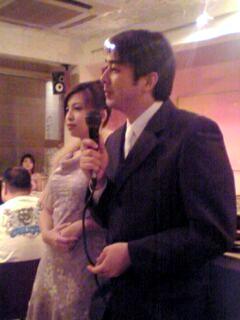 「マネーの虎」のお店で、結婚式2次会_a0033733_6412416.jpg