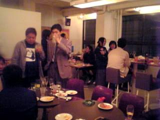 「マネーの虎」のお店で、結婚式2次会_a0033733_648067.jpg