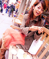 NYおすすめB級グルメ・シリーズ4-Soup Stand@Fanelli Café_b0007805_1041126.jpg