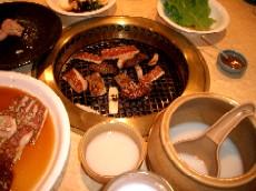 韓国人の焼肉の店_b0019313_21434144.jpg
