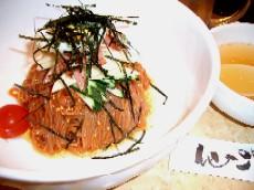 韓国人の焼肉の店_b0019313_2144241.jpg