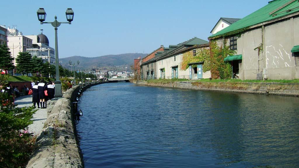 北の浪漫・・運河の旅情 ▲ by hide2246   2004-10-...  デジタル写真館