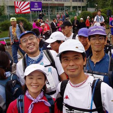 飯島君 山岳競争写真1_a0019928_057521.jpg
