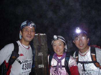 飯島君 山岳競争写真1_a0019928_0583422.jpg