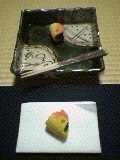 秋の深まりと共に、和菓子も紅葉!_a0025572_2031484.jpg