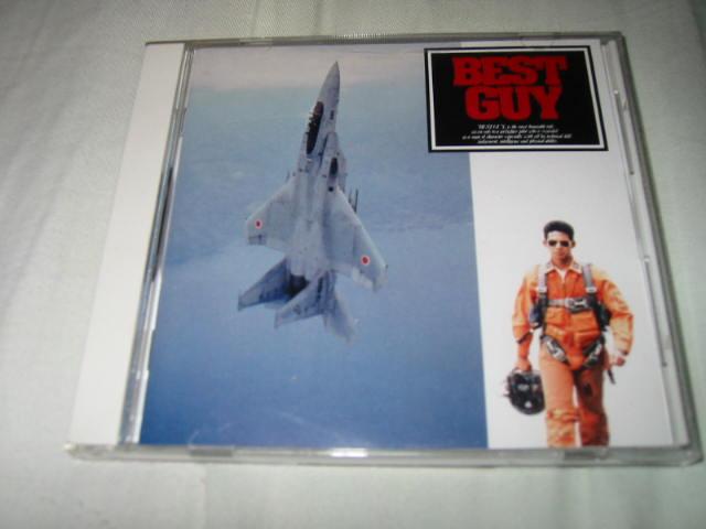 発掘その17  BEST GUY オリジナルサウンドトラック盤_b0042308_23222273.jpg