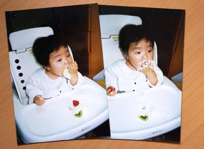 1歳の誕生日_a0003650_23551944.jpg