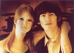 ♪Pattie Boyd gets George!