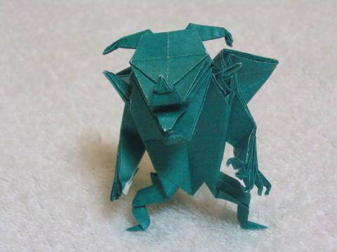 ハート 折り紙:折り紙 楽しい-origami.exblog.jp