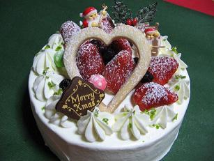 クリスマスケーキ_b0057979_3295113.jpg
