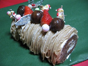 クリスマスケーキ_b0057979_3345415.jpg