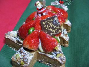 クリスマスケーキ_b0057979_3364291.jpg