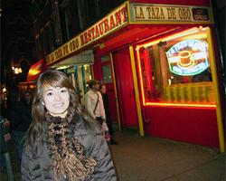 """NYで南米を食べる-豆屋こと""""LA TAZA DE ORO""""_b0007805_3533055.jpg"""