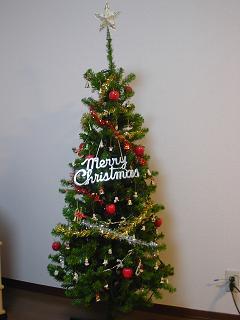 クリスマスツリー★☆★_b0058872_15432054.jpg