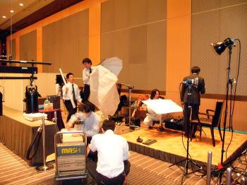 1月9日(金) TIME誌 新年会 Polaroid8X10撮影_b0069507_1710959.jpg