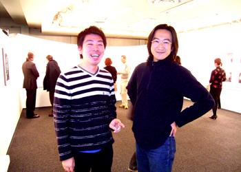 1月13日(月) 日本ポラロイド本社・ギャラリー_b0069507_17454568.jpg