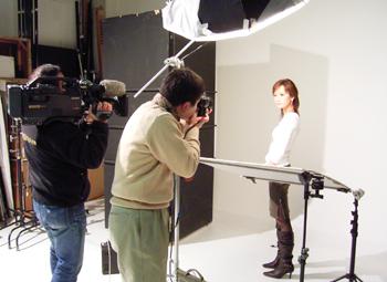 1月18日(日) 桃井カメラマンTV収録_b0069507_17503774.jpg