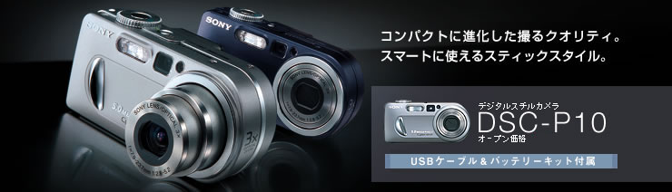 サイバーショットDSC-P10 20895円_a0024535_1072619.jpg