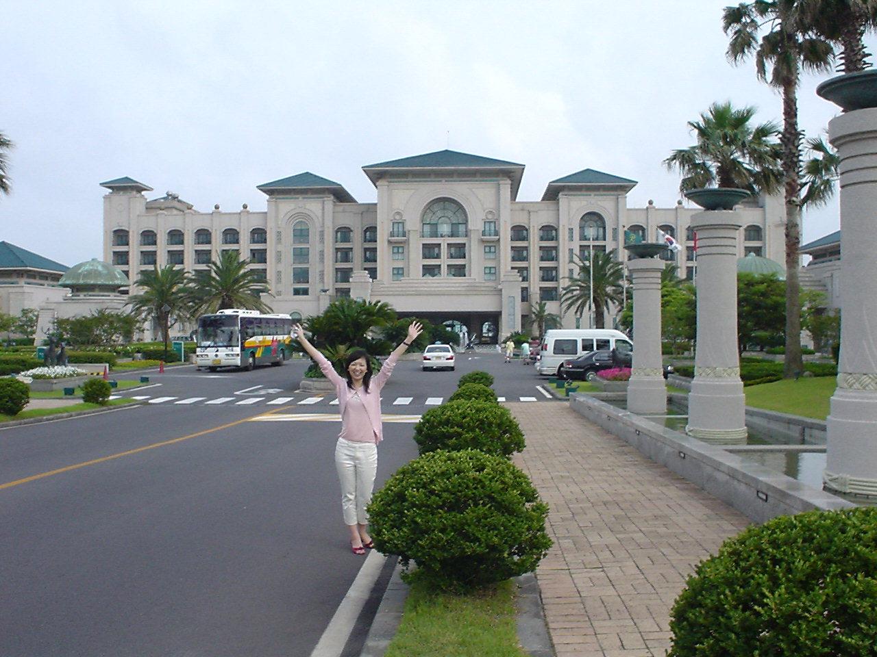 東洋のハワイ~トルハルバンに守られる韓国最大のリゾート地~_b0054054_1649239.jpg
