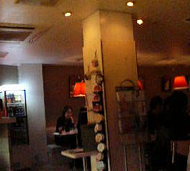 「YOGA BUZZ CAFE」 用賀_a0013926_13213483.jpg