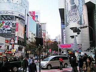 12月1日(水)今日の渋谷109前交差点_b0056983_10561568.jpg