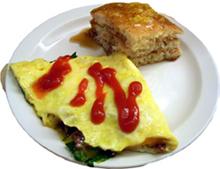 ハワイ編(2) Eggs\'n Things_b0007805_195688.jpg