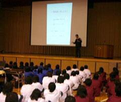 中学生女子&指導者講習会_c0000970_10372841.jpg