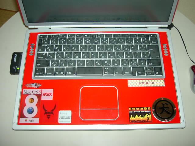 【レビュー】メーカー不明 Industrial Keyboard_c0004568_11553986.jpg
