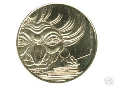 湯婆婆のコイン