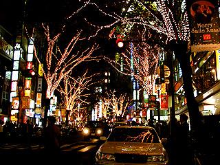 クリスマスイルミネーションだったら渋谷でしょ!_a0028451_12315234.jpg