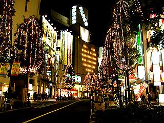 クリスマスイルミネーションだったら渋谷でしょ!_a0028451_12392534.jpg