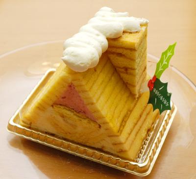 ケーキとゆず湯_a0003650_22323353.jpg