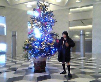 家族でクリスマス_a0023466_23271730.jpg