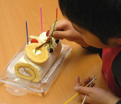 ユーハイムのクリスマスケーキ_a0003650_042580.jpg