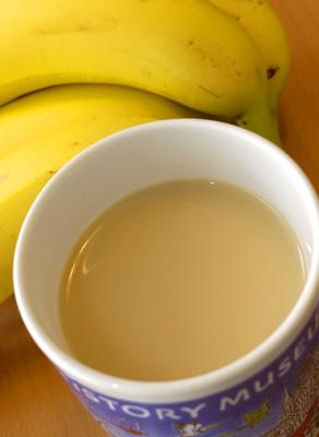 バナナ・チョコレート・ティー_a0003650_1325325.jpg