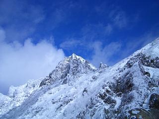 2日目 元旦は八ツ!赤岳登頂だよ。_a0016346_1410398.jpg