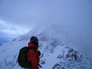 2日目 元旦は八ツ!赤岳登頂だよ。_a0016346_14165748.jpg