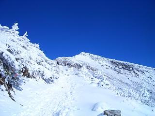 3日目 二日も八ツ!晴天の硫黄岳へ。_a0016346_14442938.jpg