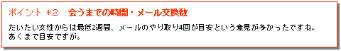会うまでのメール回数と期間_b0034895_15521268.jpg