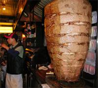 ボリューム満点!トルコ風焼肉サンドイッチ -YATAGAN_b0007805_5542759.jpg