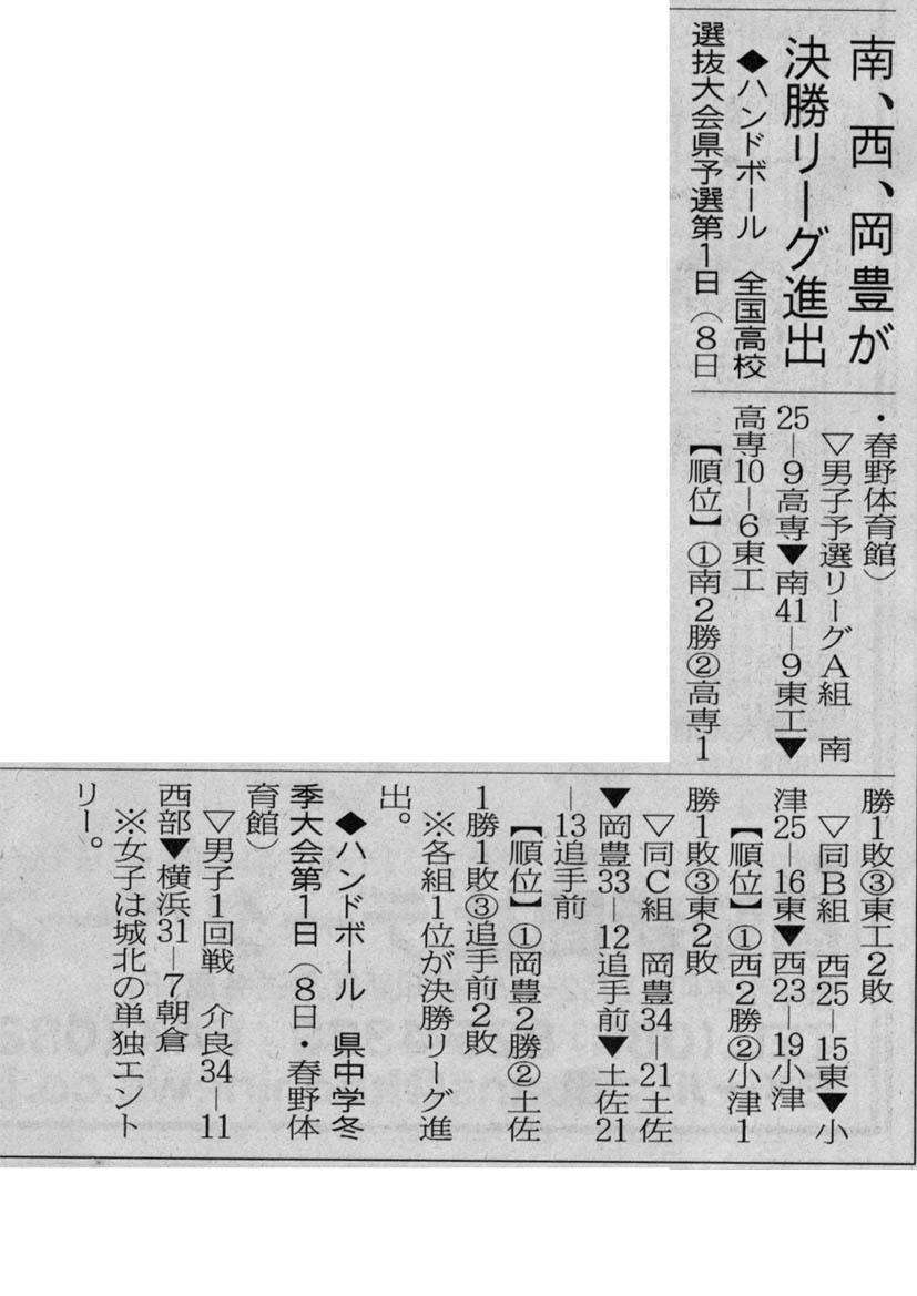 高校選別県予選&県中学冬季1日目(20050108)_b0025069_15384991.jpg