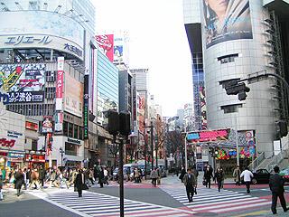 1月12日(水)今日の渋谷109前交差点_b0056983_1195479.jpg