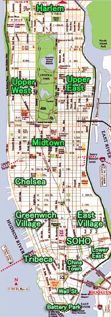 マンハッタンの各エリアについて ~NY観光基礎知識_b0007805_16164331.jpg