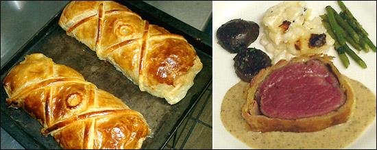 パーティに…牛フィレ肉のパイ包み焼き・特別料理として_c0020129_1918077.jpg