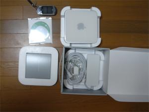 Mac-mini到着!_a0006744_11182314.jpg